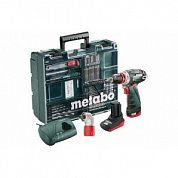 Дрель-шуруповерт Metabo PowerMaxx BS Quick Pro Mobile Workshop