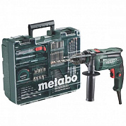 Дриль ударна Metabo SBE 650 Mobile Workshop