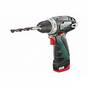 Набор + Сумка Metabo Combo Set 2.4 10.8 V PowerMaxx 10,8В BS+ASE