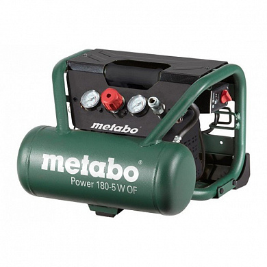 Metabo Power 180-5 W OF Компрессор безмасляный 90л / мин.